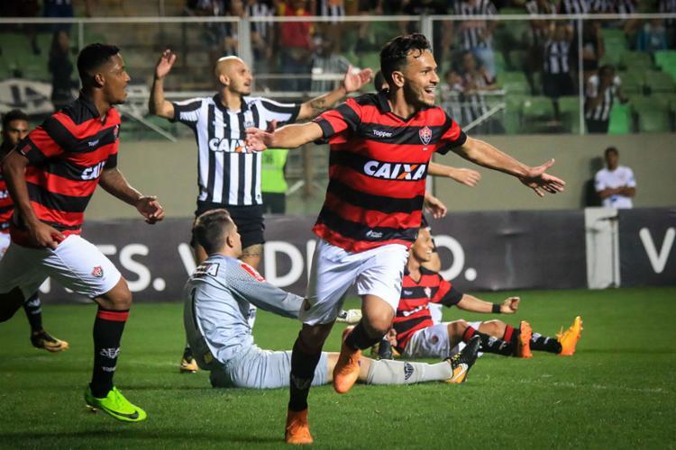 Yago fez grande partida em Belo Horizonte - Foto: DUDU MACEDO | FOTOARENA | ESTADÃO CONTEÚDO