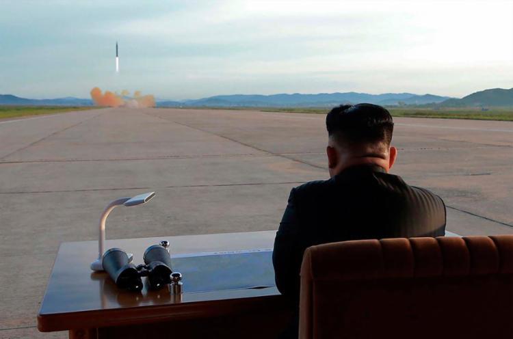 A declaração foi dada em um hotel que fica próximo à sede das Nações Unidas - Foto: KCNA VIA KNS | AFP