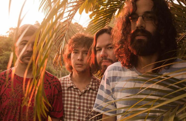 O grupo está divulgando seu novo álbum