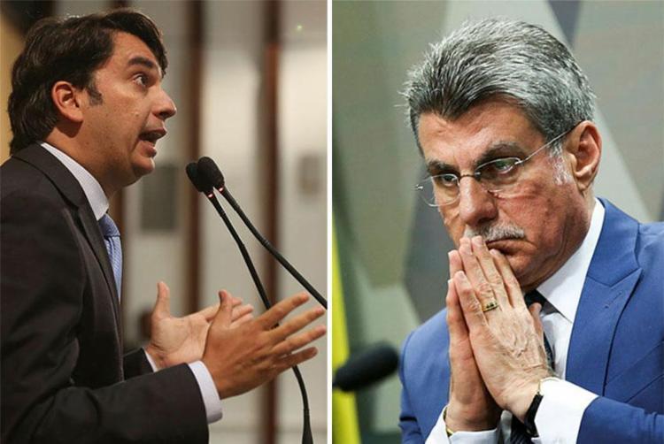 Deputado Pedro Tavares pretende discutir assunto com Jucá nesta terça - Foto: Joá Souza | Ag. A TARDE e Marcelo Camargo | Agência Brasil
