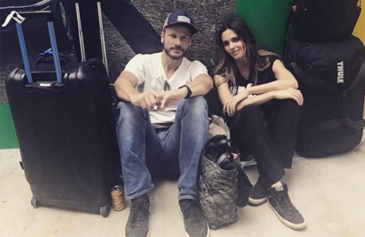 Rodrigo e Fernanda vão passar uma temporada nos EUA - Foto: Reprodução | Instagram