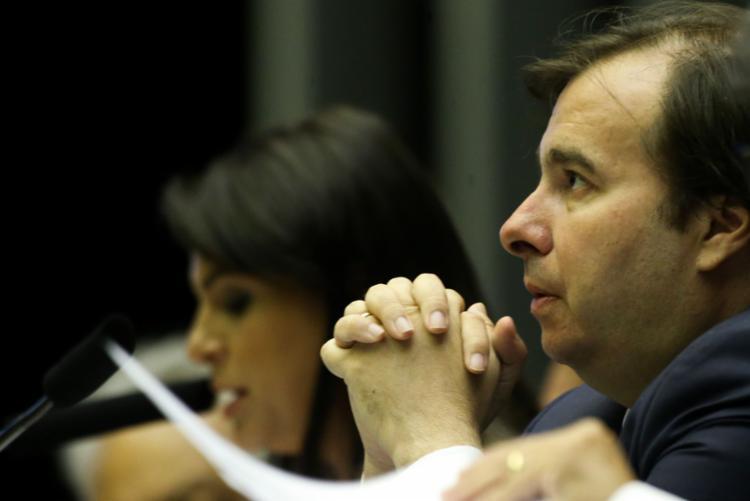 Maia quer concluir a votação ainda nesta quarta - Foto: Marcelo Camargo | ABr | Fotos Públicas