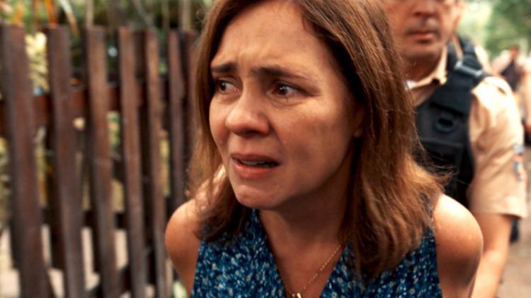 Adriana Esteves concorre ao prêmio de Melhor Atriz - Foto: Reprodução | TV Globo