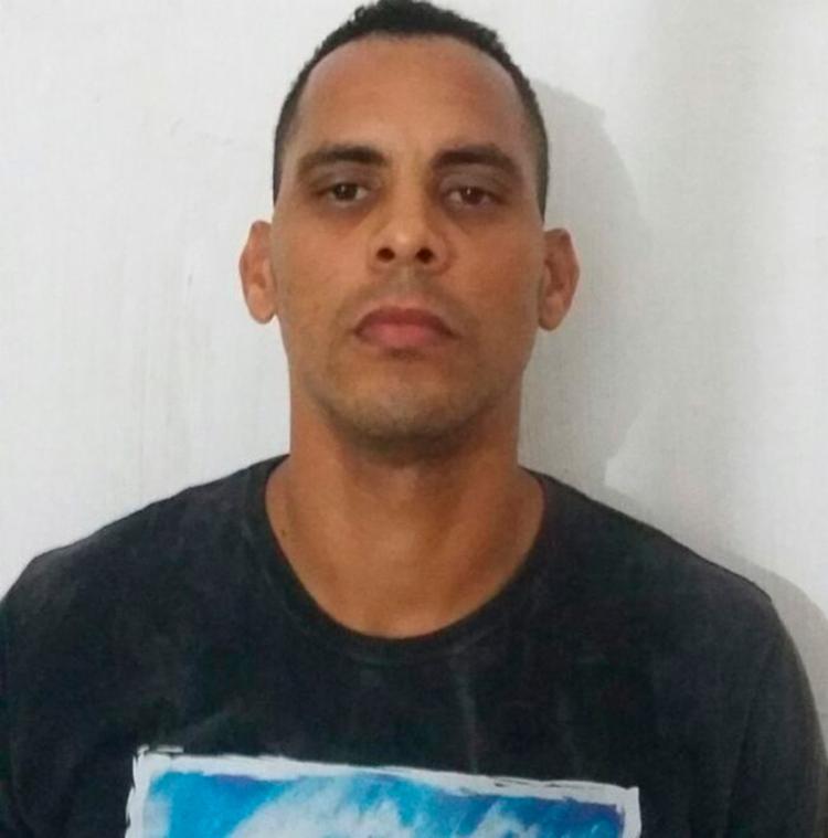 Luiz Carlos já foi preso três vezes por furto de pneus - Foto: Divulgação | Polícia Civil