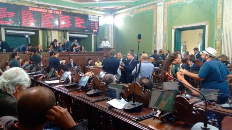 Vereadores também aprovaram mudanças em outros impostos - Foto: Joyce de Sousa | Ag. A TARDE