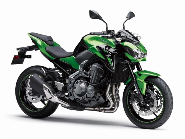 Nova Z900 chega por R$ 41.990 - Foto: Kawasaki | Divulgação