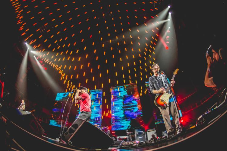 Red Hot Chili Peppers é um dos destaques do festival - Foto: Divulgação