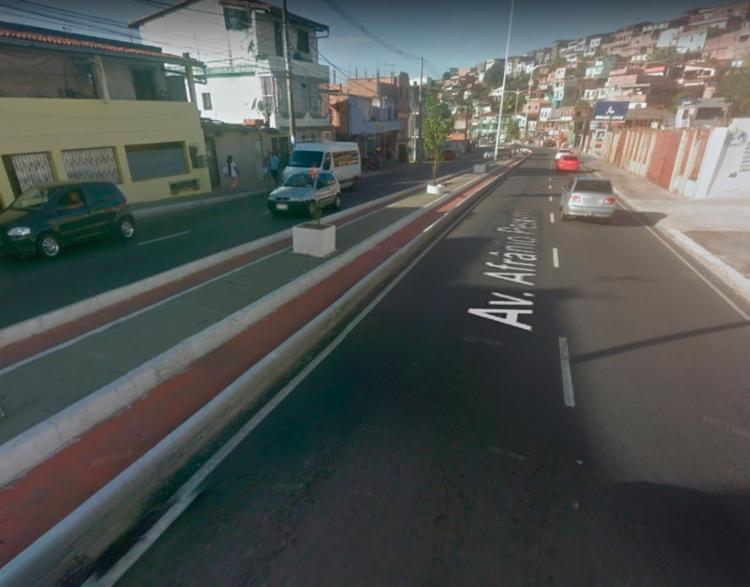 Vítima morreu no local do acidente - Foto: Reprodução | Transalvador