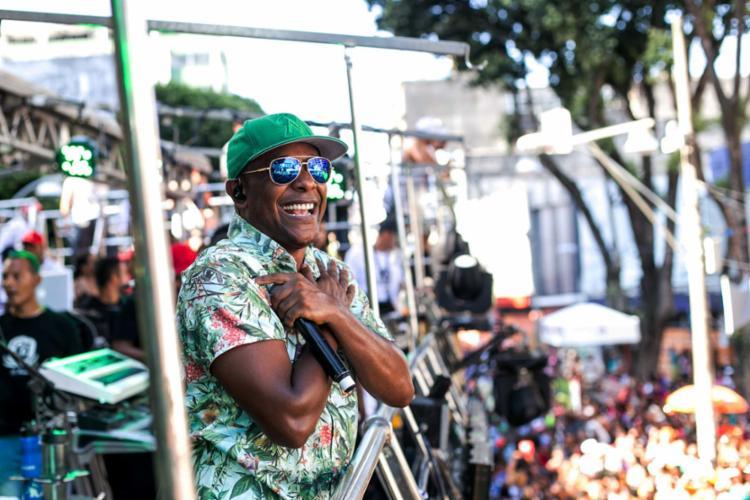 Líder do Psirico, Márcio realiza evento para festejar aniversário com fãs - Foto: Divulgação