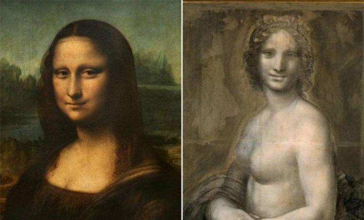 Obra está exposta no Museu do Louvre - Foto: AFP