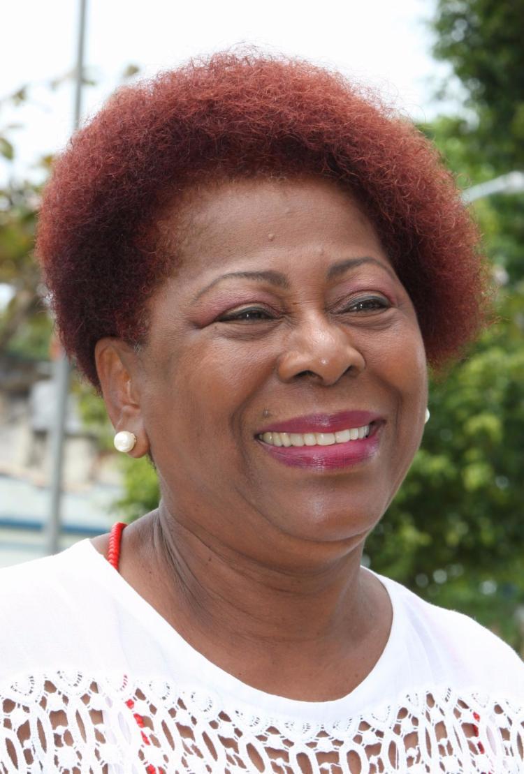 Arany é ex-diretora do Centro de Culturas Populares e Identitárias - Foto: Elói Correa   GovBA   Divulgação