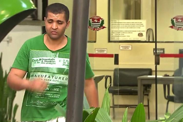 A prisão foi ressaltada como necessária, pois, se solto, o agressor voltará à prática - Foto: Reprodução | TV Globo