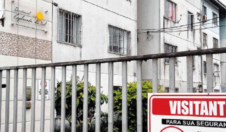 Caso que envolveu Marcos e Dalva ocorreu em um apartamento no condomínio Esplanada do Sol - Foto: Andrezza Moura | Ag. A TARDE