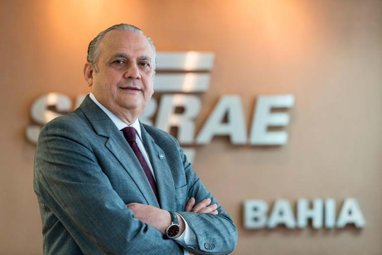 Jorge Khoury, superintendente do Serviço Brasileiro de Apoio às Micro e Pequenas Empresas (Sebrae) - Foto: João Alvarez | ASN | Divulgação