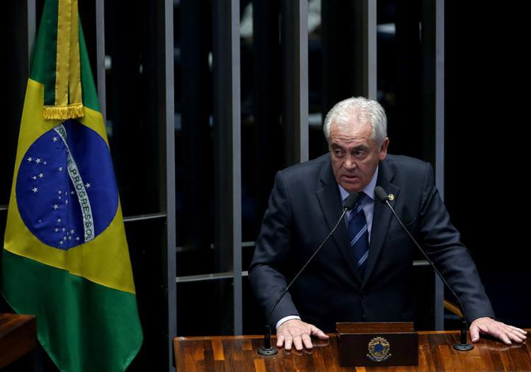 Otto defende que se Aécio assumir mandato pode atrapalhar investigação - Foto: Wilson Dias l Agência Brasil