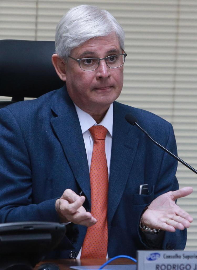 Janot não revelou nome de ministro do STF citado - Foto: André Dusek l Estadão Conteúdo