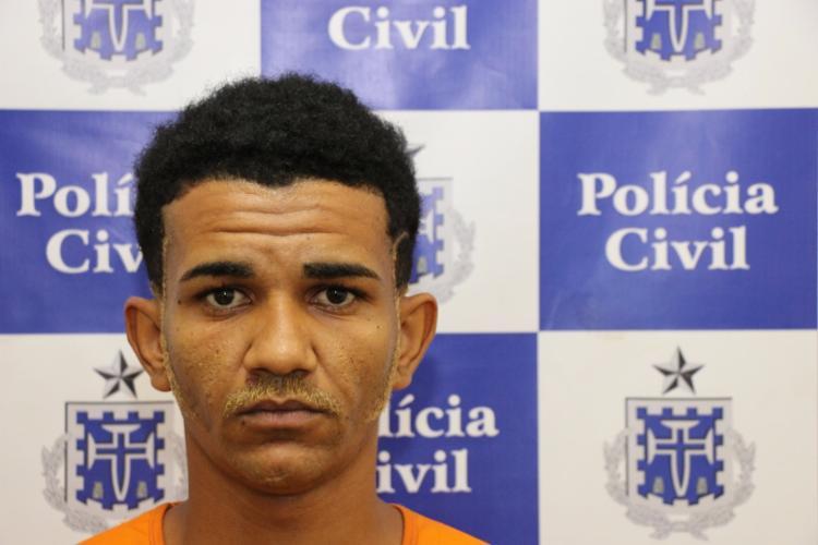 Deivid Silva é apontado como líder de tráfico no bairro de Tancredo Neves - Foto: Alberto Maraux   Divulgação   SSP-BA