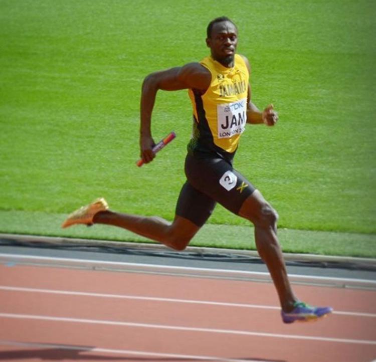 Usain Bolt se aposentou no mês passado - Foto: Reprodução | Instagram