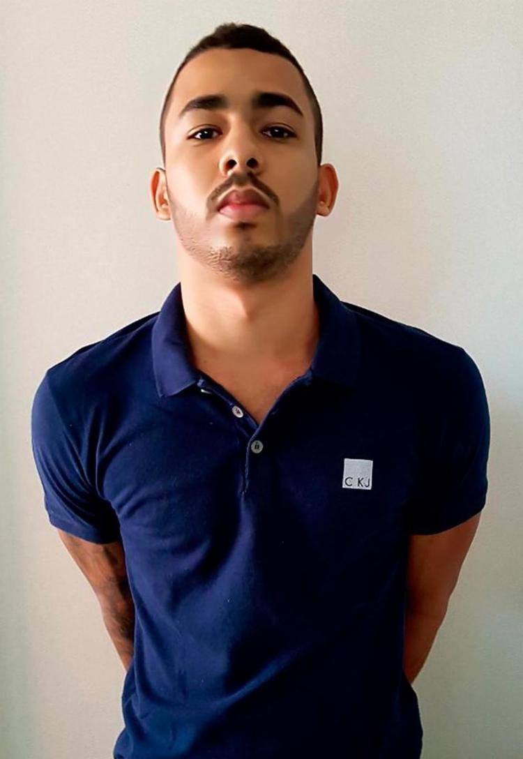 Ele também é apontado como autor de diversos homicídios cometidos na Bahia - Foto: Divulgação   SSP-BA