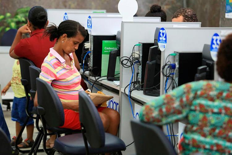 Serviços serão retomados a partir do próximo dia 10 - Foto: Joá Souza | Ag. A TARDE