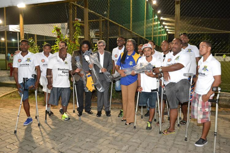 O time é o único representante da Bahia no torneio - Foto: Divulgação | Sudesb