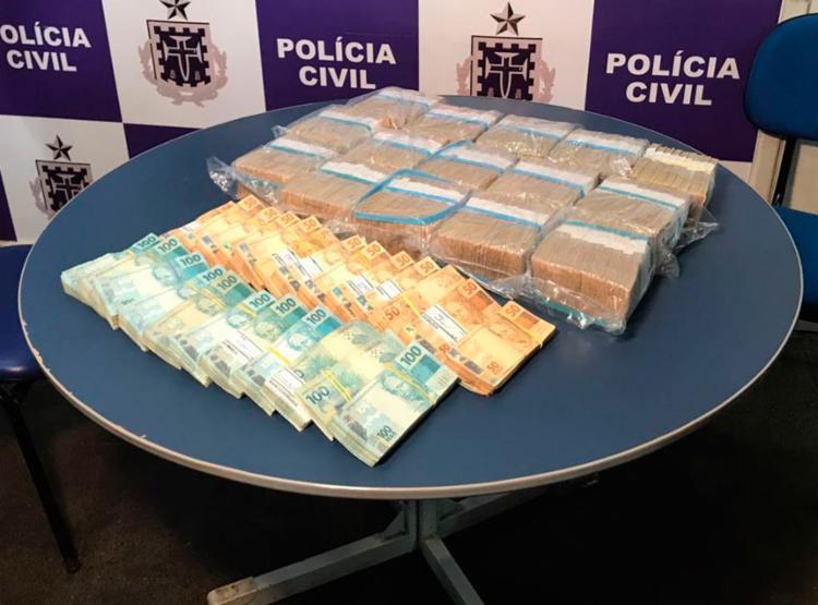 Prática teria rendido mais de R$ 200 milhões aos estelionatários - Foto: Divulgação | Polícia Civil