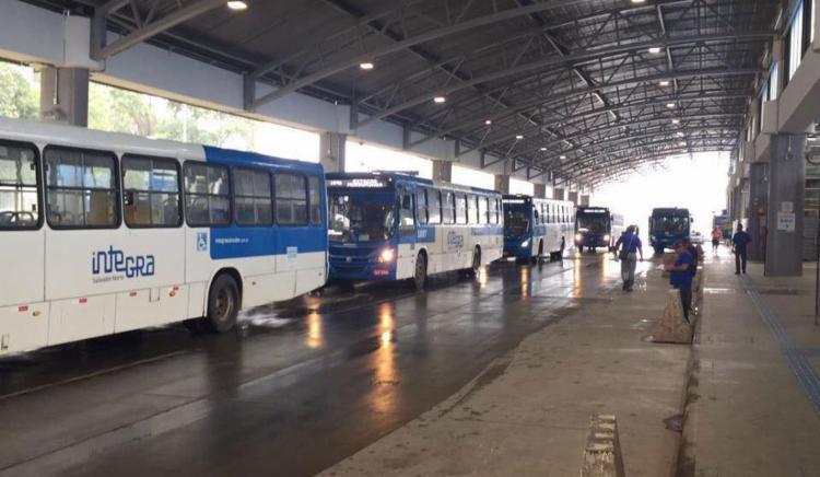 Cerca de 200 ônibus circulam na estação diariamente - Foto: Divulgação | Prefeitura