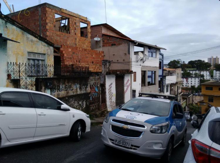 PM reforçou policiamento na Federação após ataques - Foto: Euzeni Daltro | Ag. A TARDE