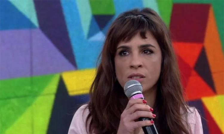 Em julho, atriz perguntou no Twitter quem era Alex Escobar - Foto: Divulgação   TV Globo