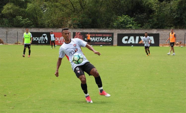 Vitória se prepara para partida contra o Fluminense - Foto: Maurícia da Matta   Divulgação   ECVitória
