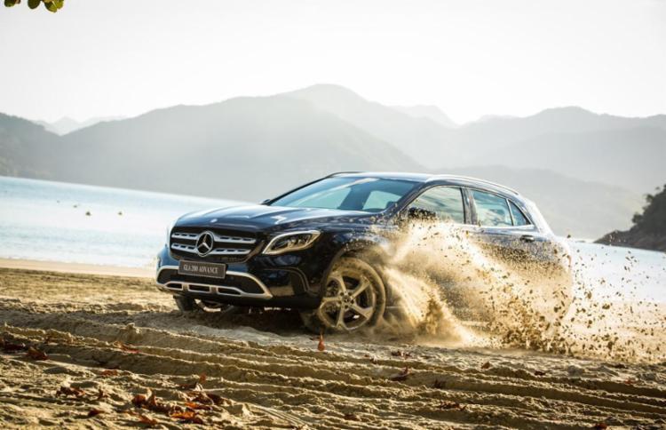 Fabricante alemã apresenta seu SUV, com novos equipamentos - Foto: Malagrine | Divulgação