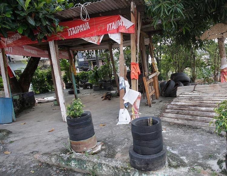 Bar fica localizado na rua Cristóvão Barreto - Foto: Margarida Neide l Ag. A TARDE