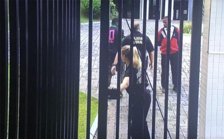 Ação foi realizada após apreensão de R$ 51 mi em apartamento - Foto: Reprodução | TV Bahia