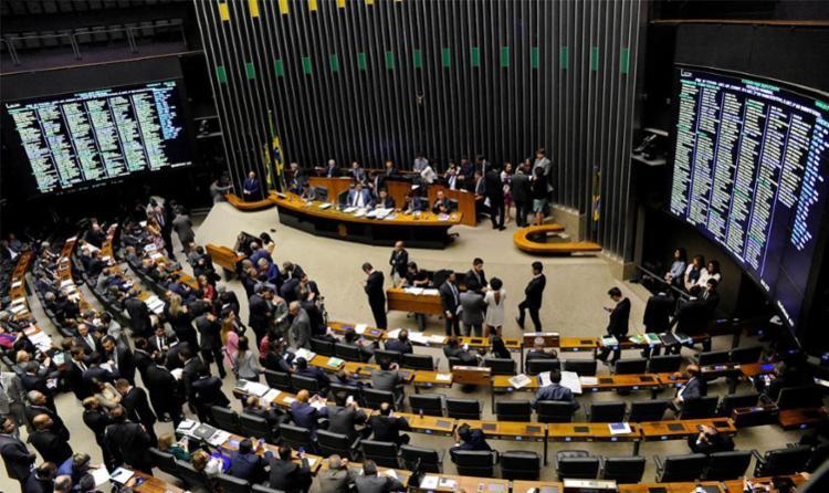 Pauta sobre segurança pública deve ser votada nesta terça - Foto: Luis Macedo | Câmara dos Deputados