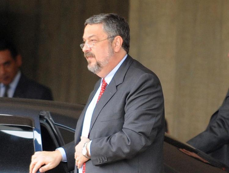 O ex-ministro foi condenado a 12 anos, dois meses e 20 dias de prisão por corrupção passiva e lavagem de dinheiro - Foto: Antonio Cruz l Agencia Brasil