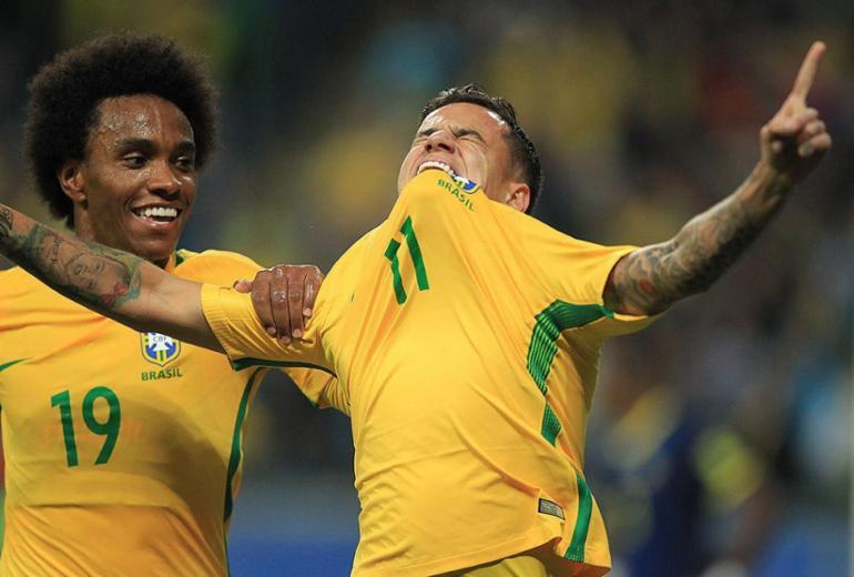 Brasil bate Equador em teste para Mundial e garante o 1º lugar