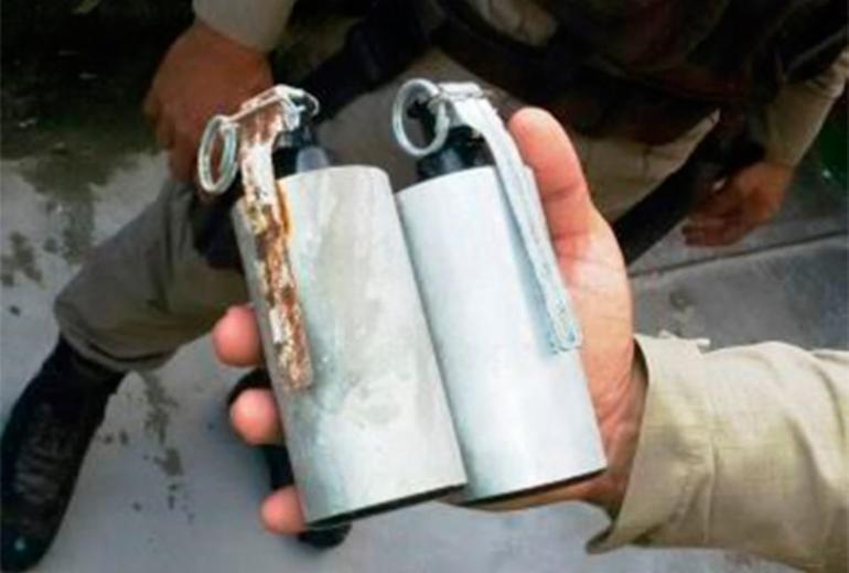 Mulher é presa com granadas e drogas em casa em Paripe