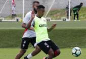Vitória finaliza preparação para o duelo contra o Sport | Foto: