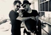 Paulo Gustavo e o marido anunciam que serão pais de gêmeos | Foto: