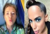 Mãe de Luana Piovani ataca Anitta nas redes sociais: