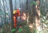 Incêndio atinge área de preservação ambiental de Luís Eduardo Magalhães | Foto: