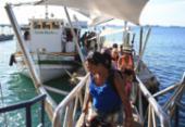 Justiça mantém decisão e travessia Salvador-Mar Grande segue normalmente | Foto: