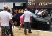 Tiroteio deixa mortos e feridos em colégio de Goiânia | Foto: