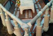 Polícia localiza barco usado para transporte de drogas em Cassange | Foto: