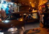 Operação apreende veículo e cinco caixas de som em Salvador | Foto: