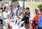 Professores da Ufba realizam aula pública para explicar odor no Dique | Foto:
