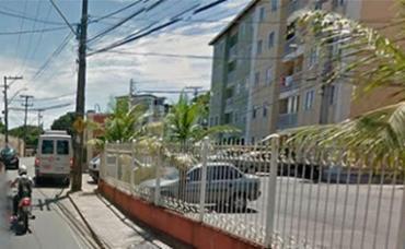 Jovem foi morto no bairro de Sussuarana - Foto: Reprodução | Google Maps