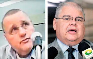 """Geddel é acusado de liderar """"organização criminosa""""; Dodge diz que há provas contra Lúcio - Foto: Reprodução e Antonio Cruz   Agência Brasil"""