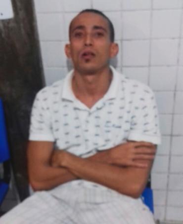 Dinelson Lopes estava exaltado e teria feito ameaças contra a ex-mulher - Foto: Divulgação | SSP-BA