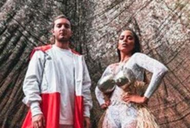 Anitta vai à Amazônia para gravar novo clipe
